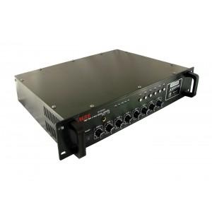 PA ZB1006SD 100W USB SD FM - WZMACNIACZ RADIOWĘZŁOWY