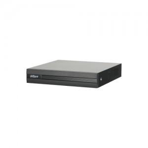 Rejestrator HDCVI Cooper, 4 kanały, pentabrydowy, obsługa 1 dysku do 6TB, audio, max: 2MP (IP), 2MP (CVI)